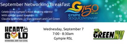 September Networking Breakfast