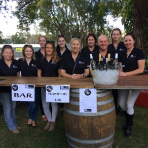 Gympie unites for first wishlist jazz and wine festival