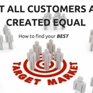 How to find your best customers – Robyn Simpson